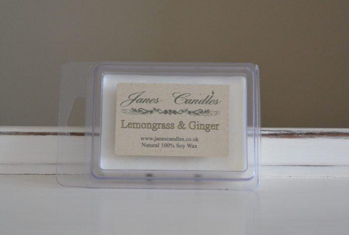 Lemongrass & Ginger Wax Melt