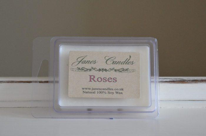 Roses Wax Melt