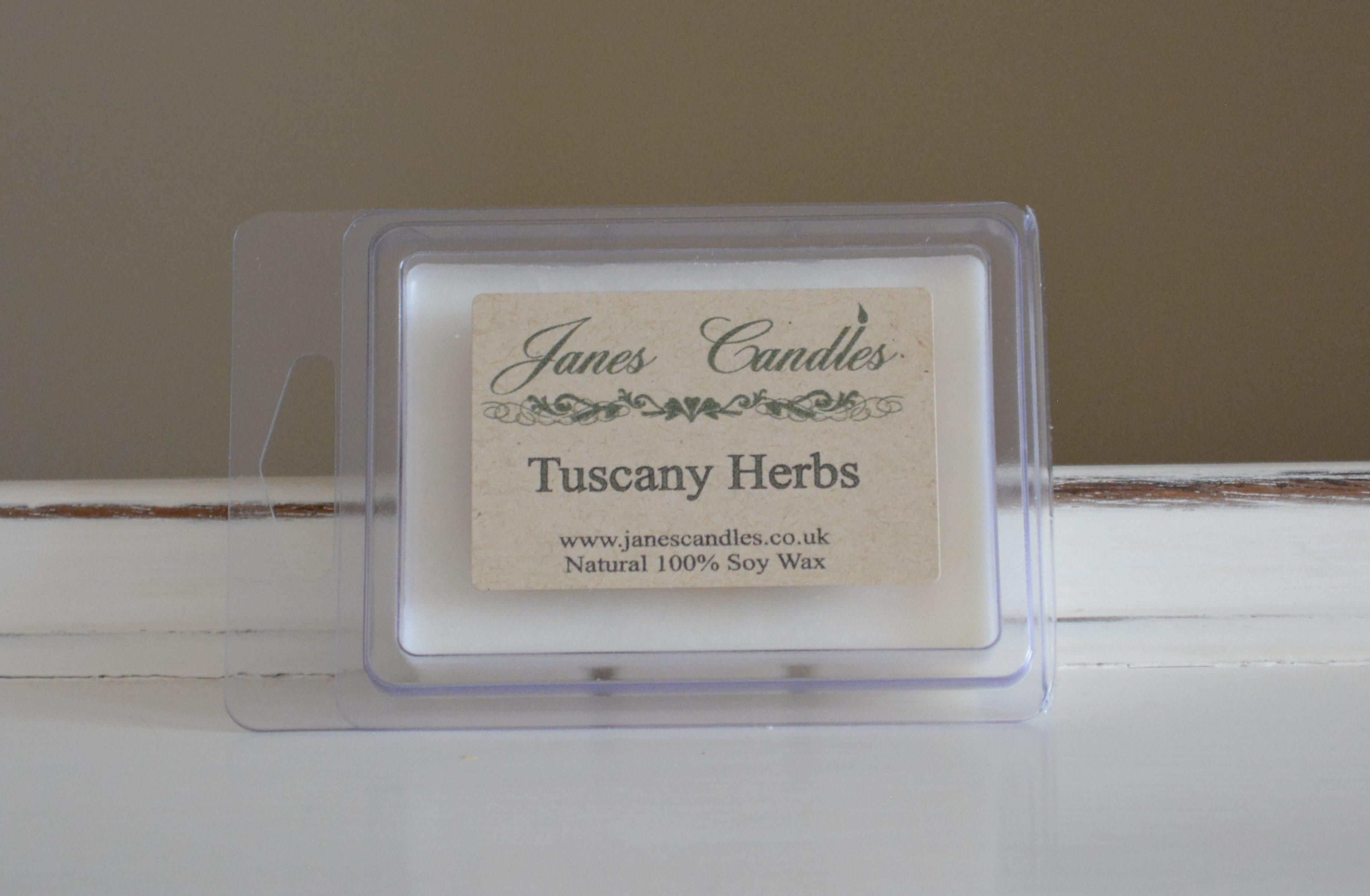 Tuscany Herb Wax Melt
