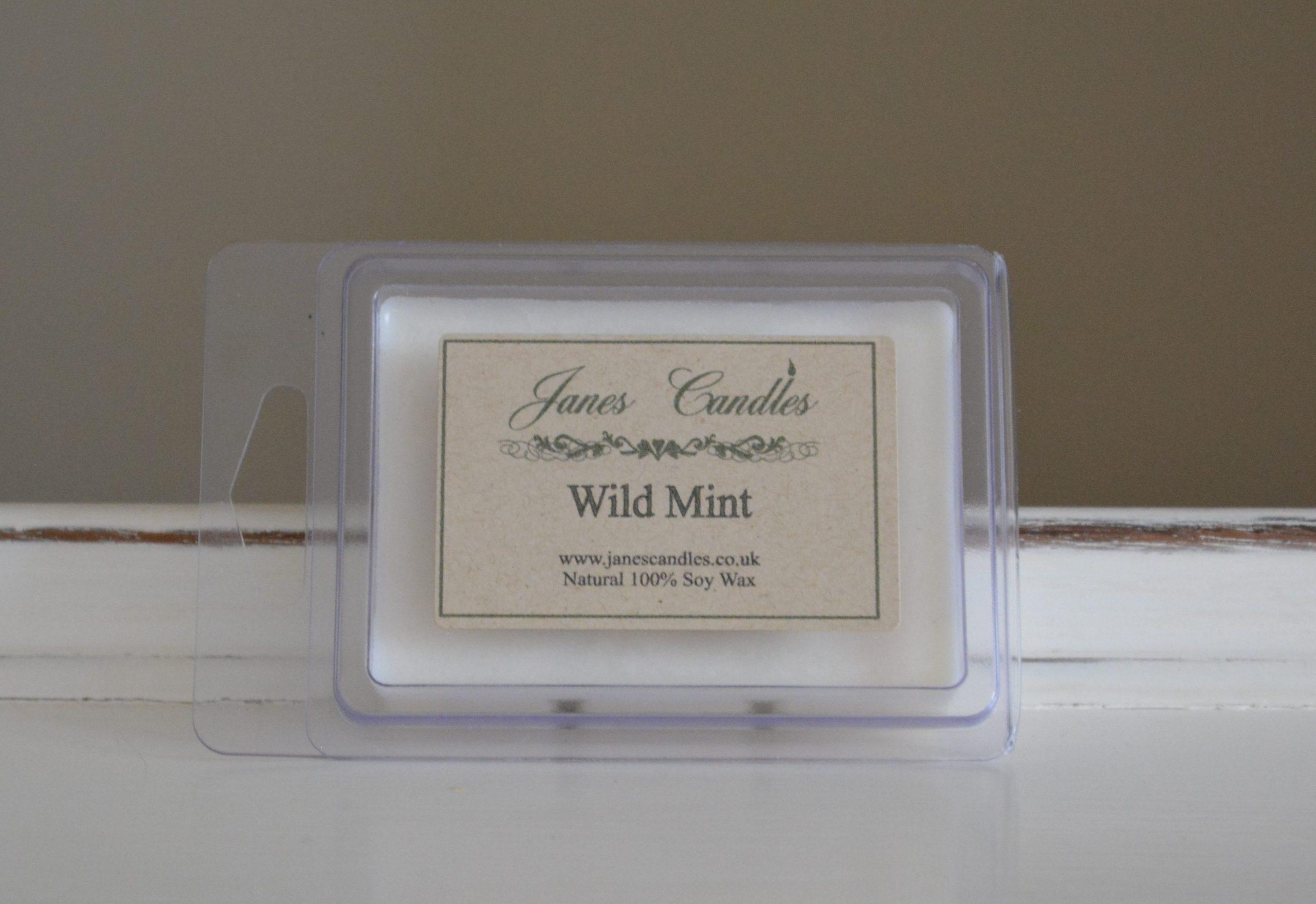 Wild Mint Wax Melt