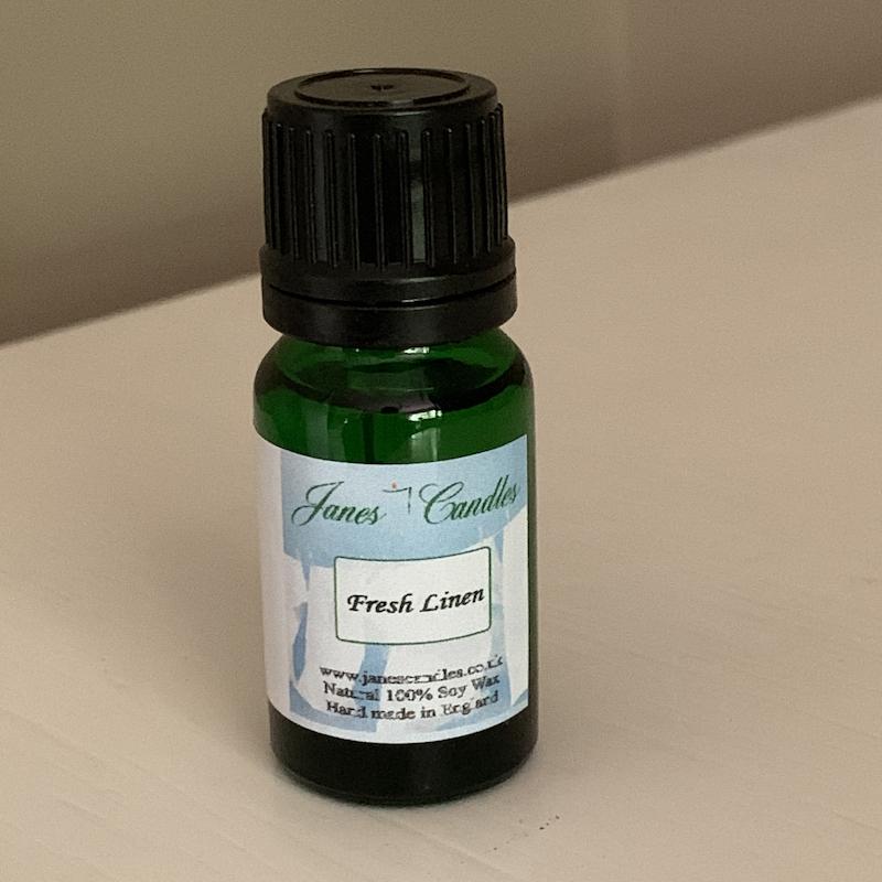 Fragrance Oil Fresh Linen